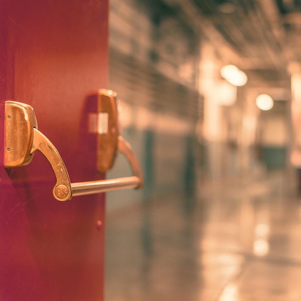 Fire Door Installation Element Passive Fire Protection