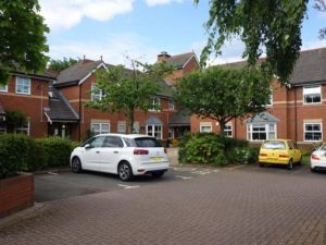 Sheltered Accommodation - Moorlands Lodge Element Passive Fire Protection